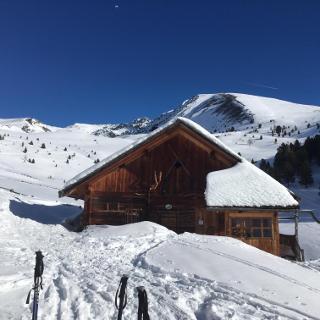 Tesselberger Hütte