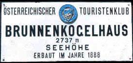 Logo Brunnenkogelhaus