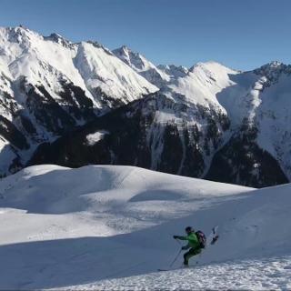 Skitour Schwarzer Kranz