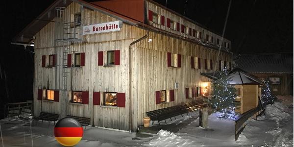 Buronhütte 1180 M Flagge