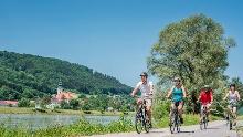 MYBIKE Tour: Donauradweg Passau-Schlögen-Passau
