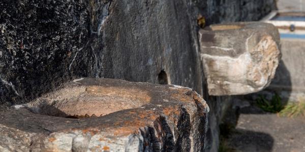Schalensteine von Vattiz