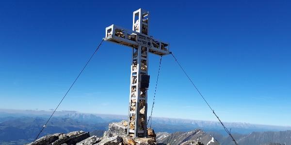 Larmkogel Gipfel 3017 m