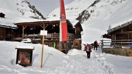 Jausenstation Zingerle Hütte