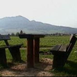 Aussichtsplatz bei Martinroda