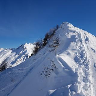 Die letzen Meter zum Hohen Napf (2.247 m)