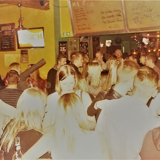 Café-Bar Up_Partynacht