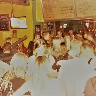 Café-Bar Up_Partynacht
