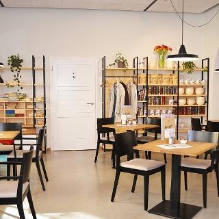 Café-Bäckerei Sorger Voitsberg: Café-Bereich