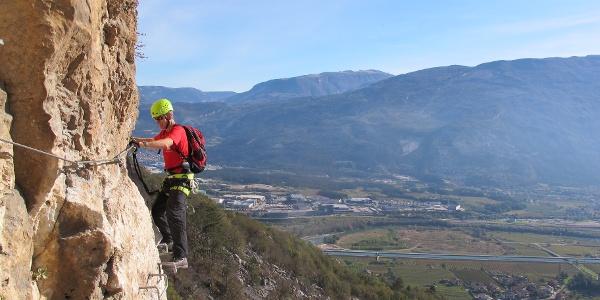 Klettersteigkurs Gardasee – alpine Eisenwege unter südlicher Sonne