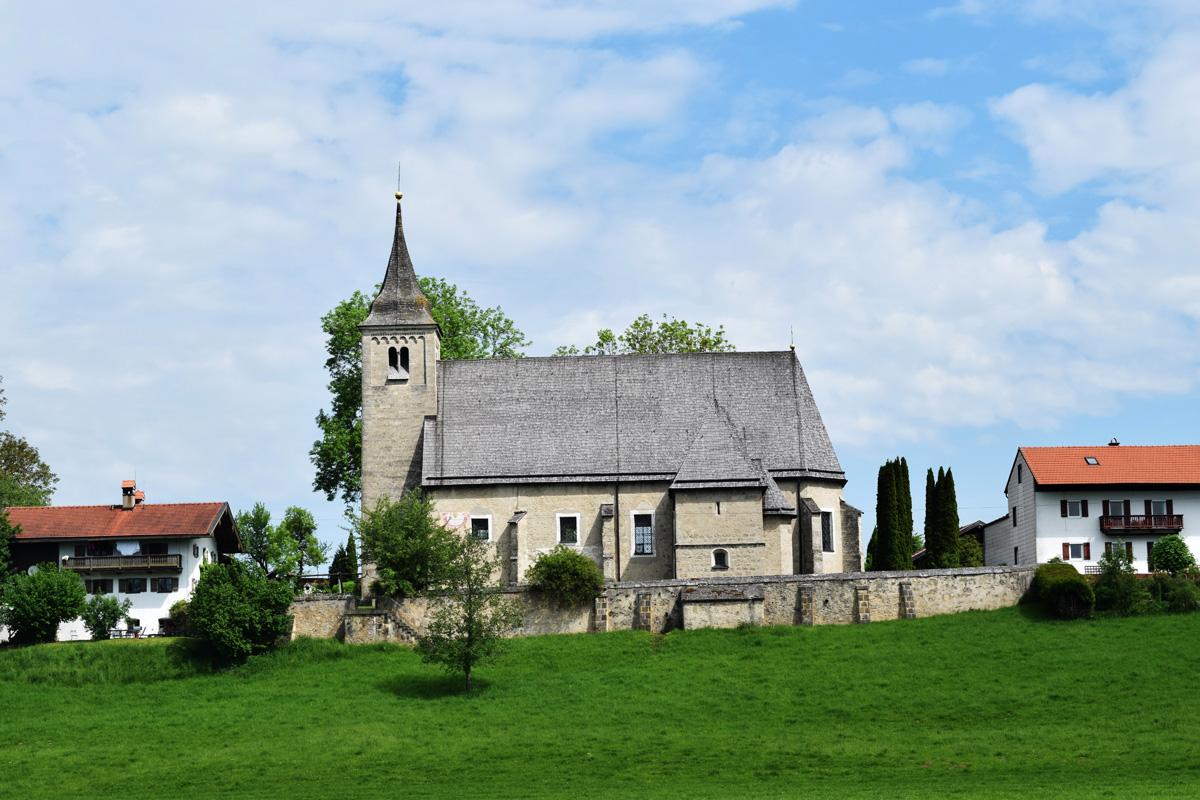 Kirche St. Wolfgang in Rabenden
