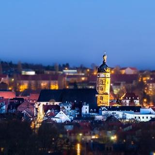 Stadtansicht Sangerhausen