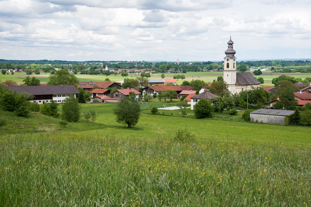 Heilig Kreuz Kirche Berbling