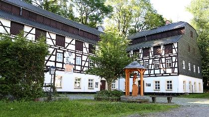 Technisches Museum Papiermühle Zwönitz