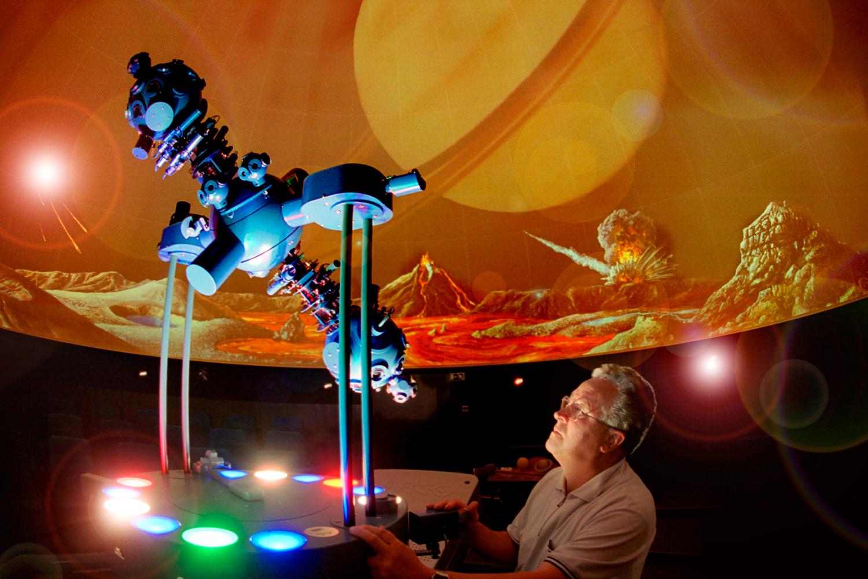 Zeiss Planetarium Drebach