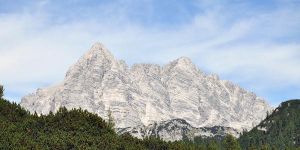 Watzmann-Massiv aus Dachsteinkalk