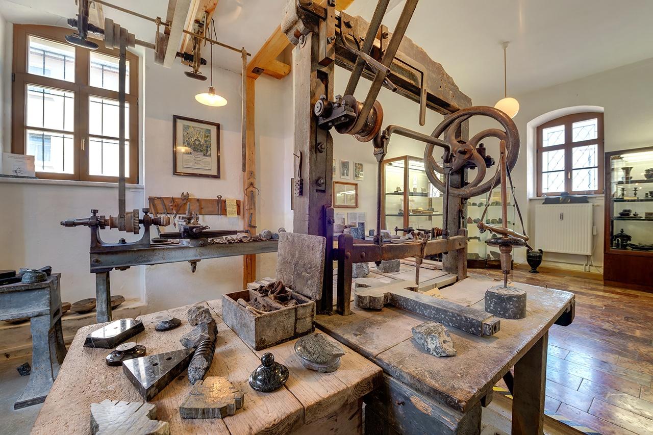 Serpentinsteinmuseum Zöblitz