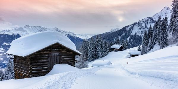 Winterwandern Matschwitz