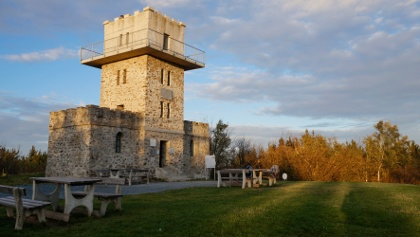 Írottkő lookout tower