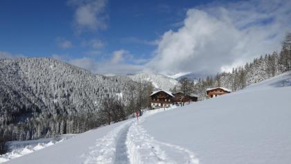 Wanderweg Oberberg