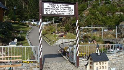 """Schauanlage """"Heimatecke"""" Waschleithe"""