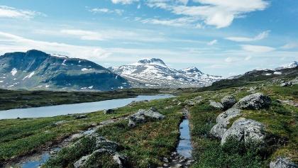 Fernwanderweg Kungsleden