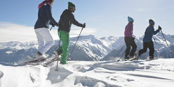 025 Schneeschuhwandern im Montafon (c) Alex Kaiser