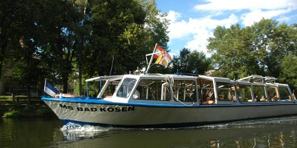 Bad Kösener Personenschifffahrt
