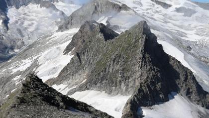 Schwarzkopf und Hohe Fürleg von Kratzenberg aus gesehen