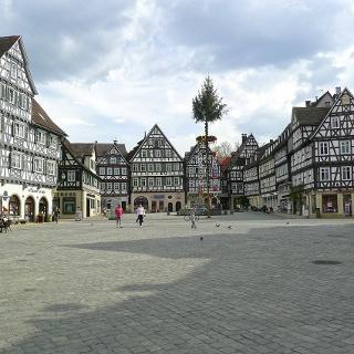 Marktplatz in Schorndorf
