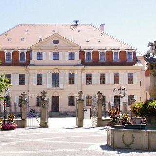 Das Stadionsche Schloss in Bönnigheim