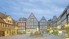 Bietigheim-Bissingen – Schorndorf (Deutsche Fachwerkstraße)