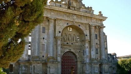 Das Kartäuserkloster La Cartuja in Jerez de la Frontera