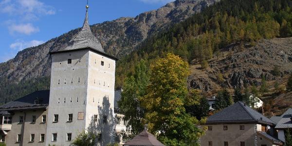 Schloss Planta Wildenberg in Zernez.