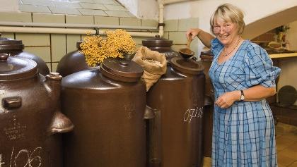 Führung Altenberger Kräuterlikörfabrik