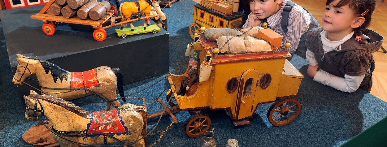 Spielzeugausstellung