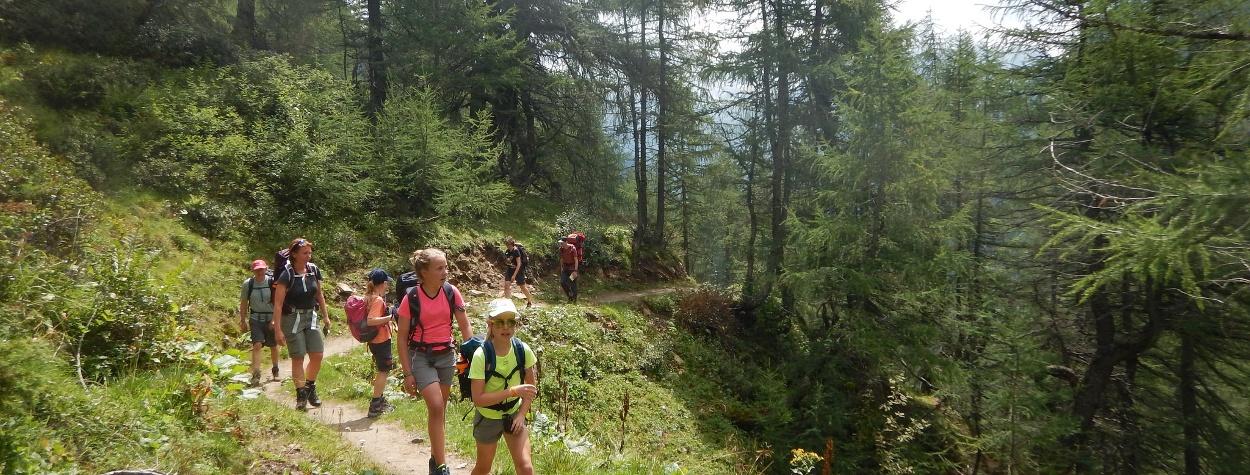 Gezinstochten van bergsportreizen.nl