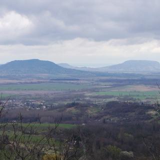A Szent György-hegy és a Badacsony