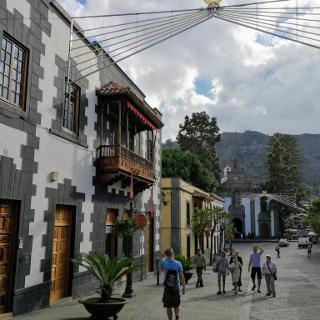 Teror - Calle Real de la Plaza