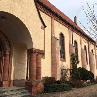 Katholische Kirche Kindsbach