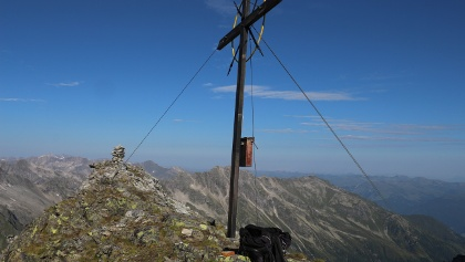 Rosslahnerkopf Gipfel