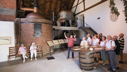 Führung im Brauereimuseum Rechenberg-Bienenmühle