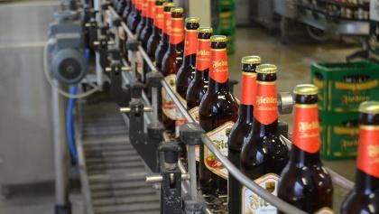 Abfüllung Brauerei Specht