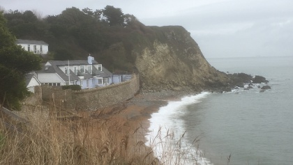 A seaside retreat, nr Ventnor.