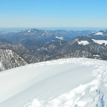 360° Panorama vom Wasserklotz