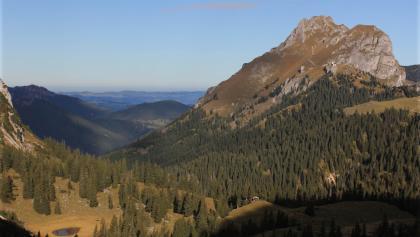 Blick zurück zum Aggenstein