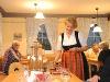 Der Gastraum vom Gasthof Ochsen in Bühlerzell-Geifertshofen   - © Quelle: Bäuerliche Erzeugergemeinschaft Schwäbisch Hall