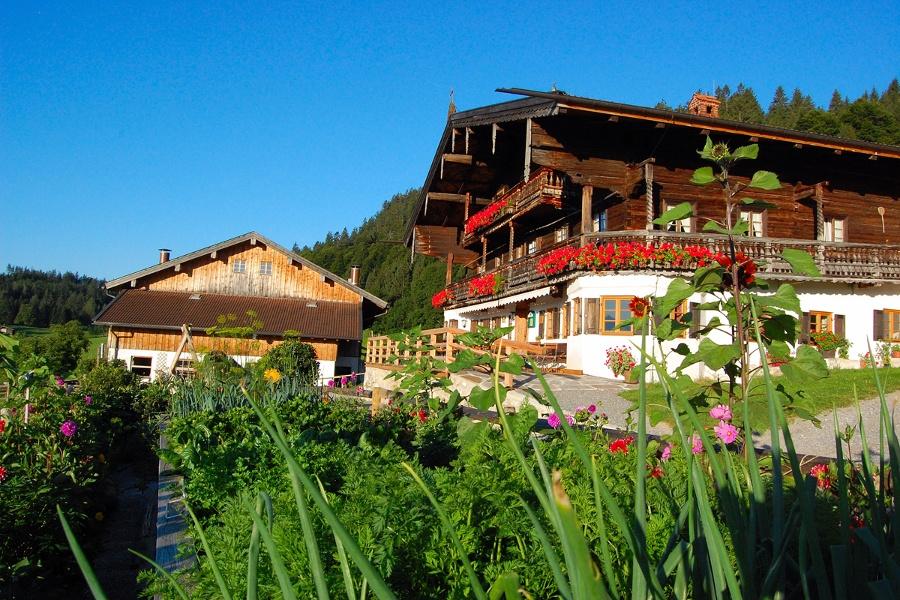 Wandern von Brannenburg aus - Auf den Riesenkopf, Hohe Asten und Petersberg