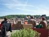 Einzigartiges Panorama über die historische Altstadt Schwäbisch Hall   - © Quelle: Sudhaus