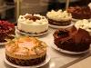 Große Auswahl selbstgebackener Kuchen und Torten   - © Quelle: Café Ableitner